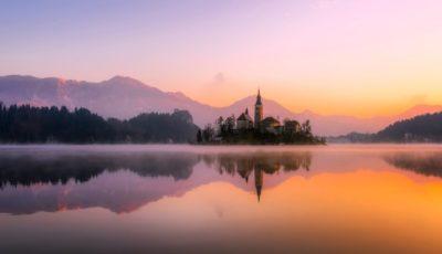 スピリチュアル 瞑想 静寂 湖